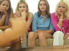 Brandi Teen Cumshot for the Girls