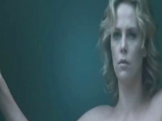 Porn Tube of Hollywood Celebrity Charlize Theron Nude Sex Scenes