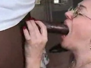 Porn Tube of Mature Housewife Fucking Young Black Stud