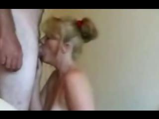Porno Video of Mom Sucking Cock