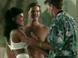 Porno Video of Anna Malle, Frank Towers, Hank Armstrong - Kissing Kaylan (1995) -sc 4-