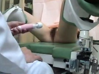 Porno Video of Voyeurcam @ Gynecologist