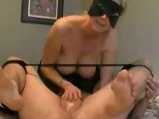Porno Video of Handjob With Prostate Massage And Creamy Cumshot - Minha Mulher Batendo Punheta