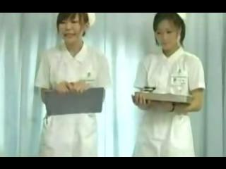 Porno Video of Horny Night Shift Nurses 2