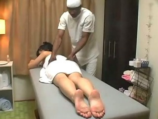 Porn Tube of Wife Molested By Black Masseur