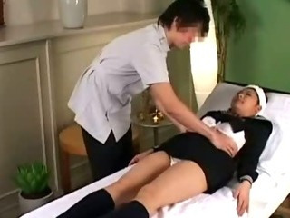 Porn Tube of Beauty Parlor Massage Spycam