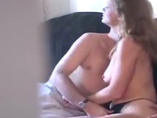 Porn Tube of Spying My  Mom And Her Lover At Home