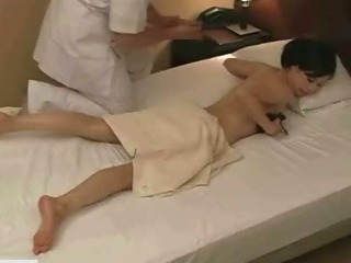 Porno Video of Voyeur Of Amateur Asian Body Massage