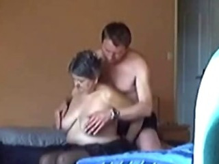 Porn Tube of Spying My Bbw Mum With The Neighbor