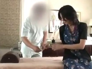 Porno Video of Japanese Massage Fuck 40