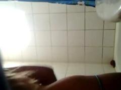 Mi Tia En El Baño.parte1.dgs