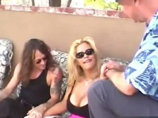 Sex Movie of Chantz Fortune Is A Blonde Housewife Whos Outdoor