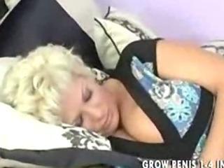 Porn Tube of Mom Boyfriend Bedroom