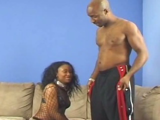 Porn Tube of Black Whore Loves To Deepthroat