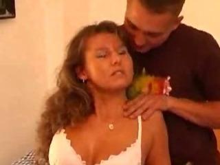 Porno Video of Mature Mother Son Sex - Fake Mom Son 8