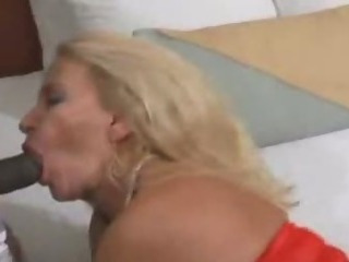 Porno Video of Grannie Trys Interracial And Gets Bred