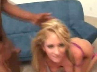Sex Movie of Blonde Gangbang With Doublepenetration