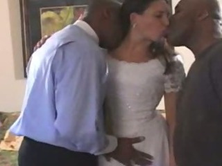 Porno Video of Wedding Gangbang With Dfwknight