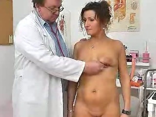 Porn Tube of Redhead Wife Puss Doctor Role Play