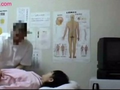 Young girl body massage was massage cunt - Akihabara Clinic
