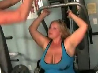 Porno Video of Bbw Blond Veronica Works Over Her Trainer Hardcore
