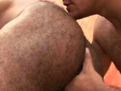 Latino Gay Fitting Big Cocks In The Mouth