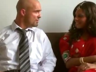 Porn Tube of Desi Indian Is Pounded Hard By Husband