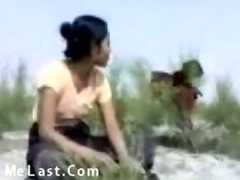 Indian Sexy Couples Sex Outdoors