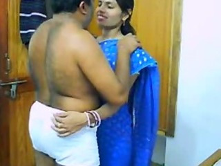 Porn Tube of Indian Couple On Their Honeymoon Sucking And Fucking