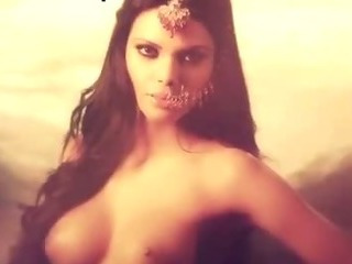 Porn Tube of Kamasutra 3d - Photo Shoot Nude Video With Sherlyn Chopra