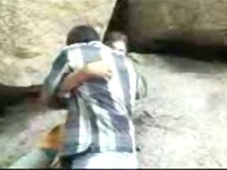 Porno Video of Outdoor-couple
