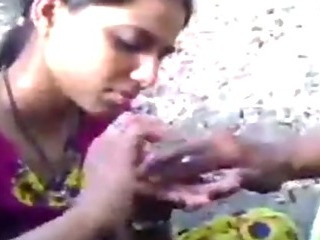 Porno Video of Telugu Indian Fucked By House Owner