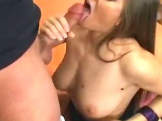Porn Tube of Pantyhose Ripping Foot Fetish And Anal Sex