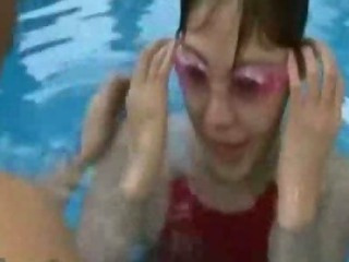 Porno Video of Japanese  Fuck Inside A Popular Swimming Pool