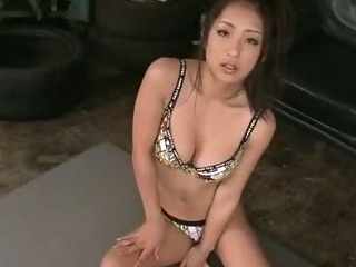 Porn Tube of Satomi Suzuki .cute Japanese Does Blowjob And Masturbated