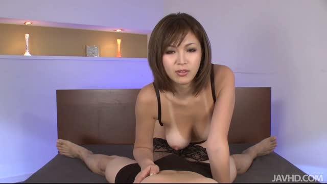 Wide open asian pussy