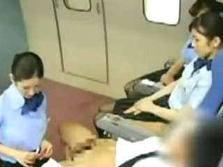 Porn Tube of Asian Stewardess Teaching Babe S Asian Cumshots Asian Swallow Japanese Chinese