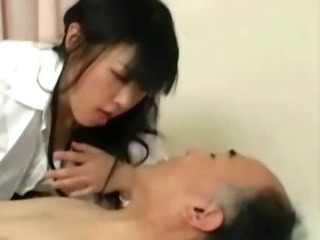 Porno Video of Woman Doctor And Patient Foreplaying