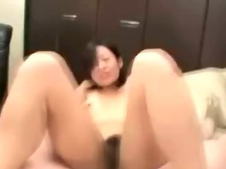 Porno Video of Horny Mature Japanese Creampied