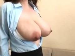Big boobs lactating