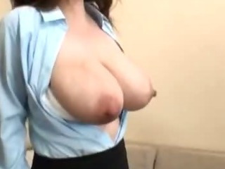Porno Video of Big Boobs Lactating