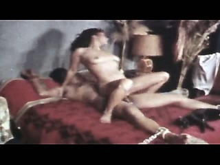 Porno Video of Vintage Interracial Scene