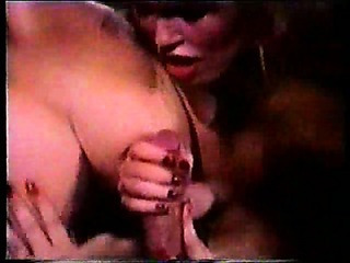 Porno Video of Vintage Cumshot Compilation