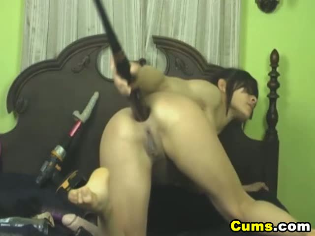 Hardcore rough first time anal