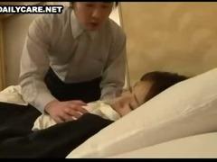 japan sleep girl part1