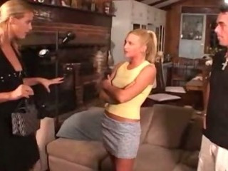 Porno Video of The Babysitter #14 Alexis Malone Tag Blonde Blowjob Porn Hardcore