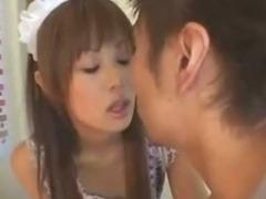 Hot Japanese Maid
