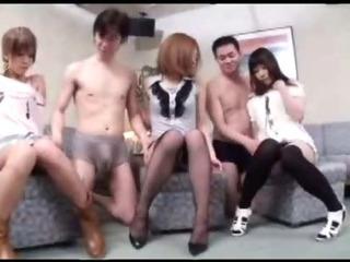 Porno Video of Japanese Girl Cute Baby Orgy Sex Fucking Blowjobs Melon Cre
