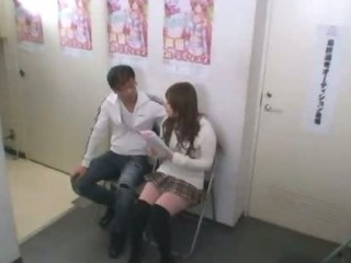 Porno Video of Japanese Porn Auditions