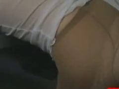 Busty Office Lady Getting Her Pussy Fucked Hard Cum To Belly On The Floor In The Office